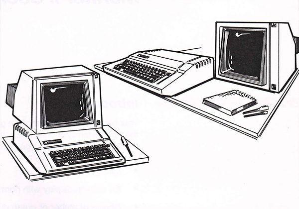 apple monitor II installation 600x420 - Apple Monitor II - Full information, tech specs