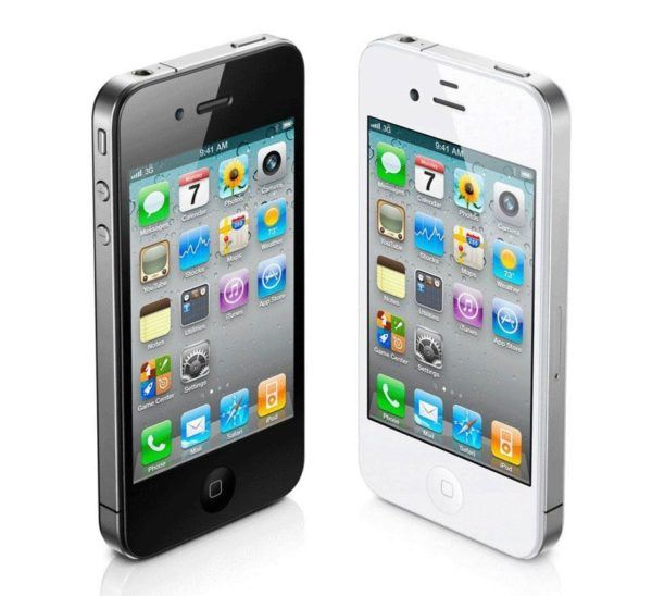 iphone 4 pic 600x548 - iPhone 4 - Full Phone Information, Tech Specs