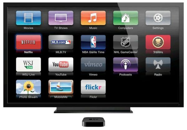 apple tv screen 600x417 - Apple TV FAQ