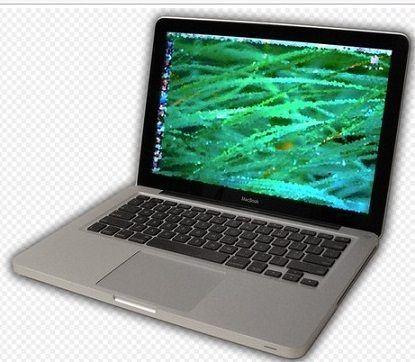 Aluminium MacBook