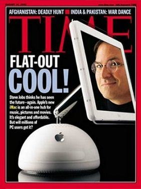 Flat-out cool iMac launch