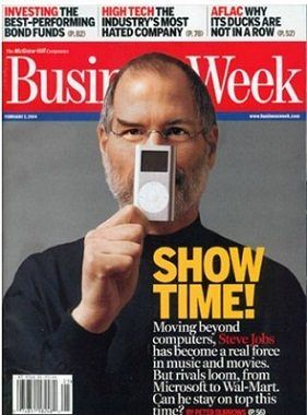 Business Week. February 2004. Show time for the iPod