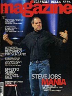 Steve Jobs mania