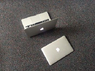 Apple Mac user accounts on mac