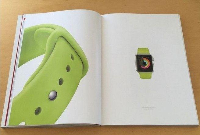 Apple Watch in Vogue