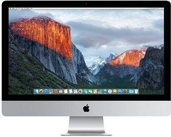 iMac Core i7 3.3 iMac Core i7 4.0 iMac Core i5 3.1