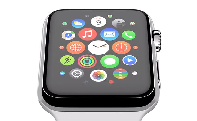 Apps for the Apple Watch.
