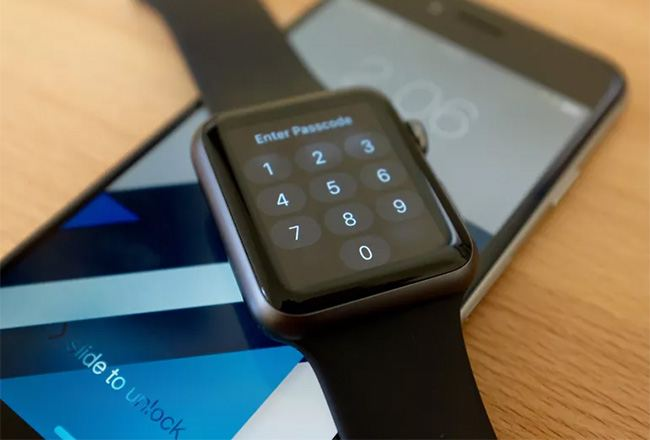 How to Lock and Unlock Apple Watch.
