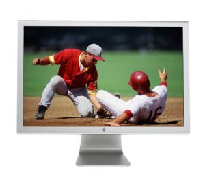 Apple Cinema Display (20-inch, Aluminum)