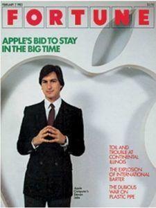 Steve Jobs, Fortune 1983