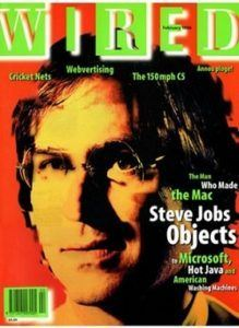 Wired 1996 Februrary Steve Jobs
