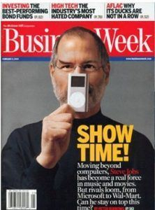 business week, Steve Jobs in 2004