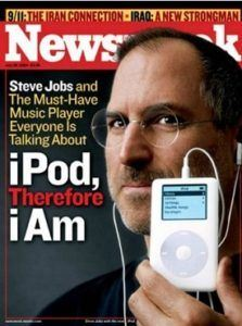 news week Steve Jobs