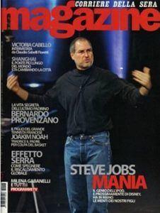 corriere de la serra Steve Jobs