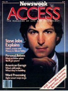 Access 1984 Macintosh