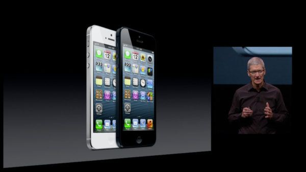 apple special event 2012 600x338 - History of Apple 2012 - The Most Significant Events