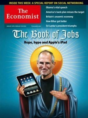 book of jobs apple history 2010