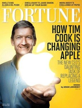 Fortune Tim Cooke Apply History 2012