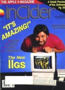 Incider, Steve Wozniak