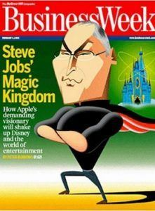 Steve Jobs Magic Kingdom