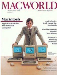 Macworld, 1984 Macintosh