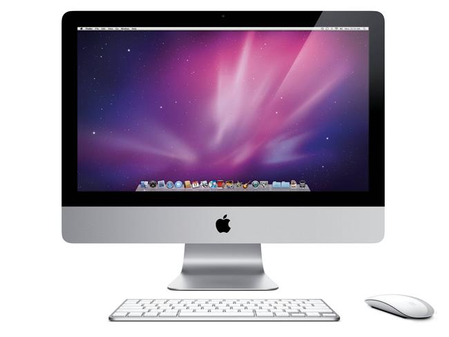 imac aluminium 2007 - Apple iMac – Full information, all models and much more