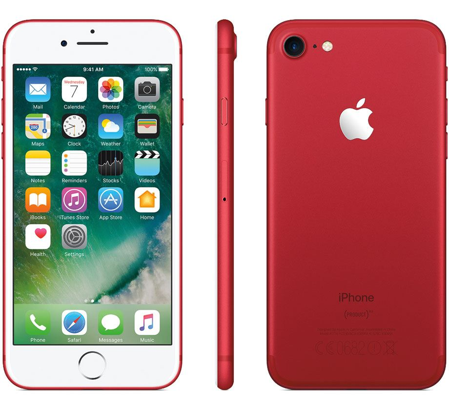 iPhone 7 Red All