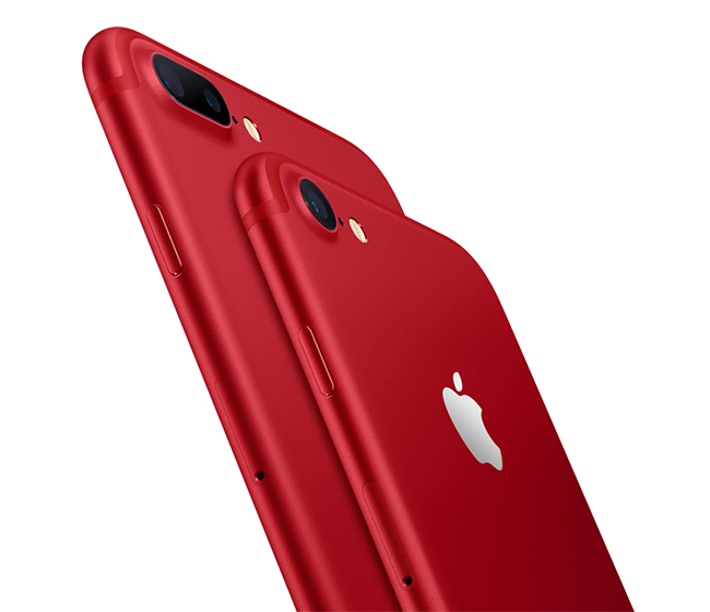 iphone 7 red main - iPhone 7 (PRODUCT) RED - Full Phone Information, Tech Specs