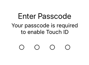 Simple or Complex Passcode for Your iPhone or iPad