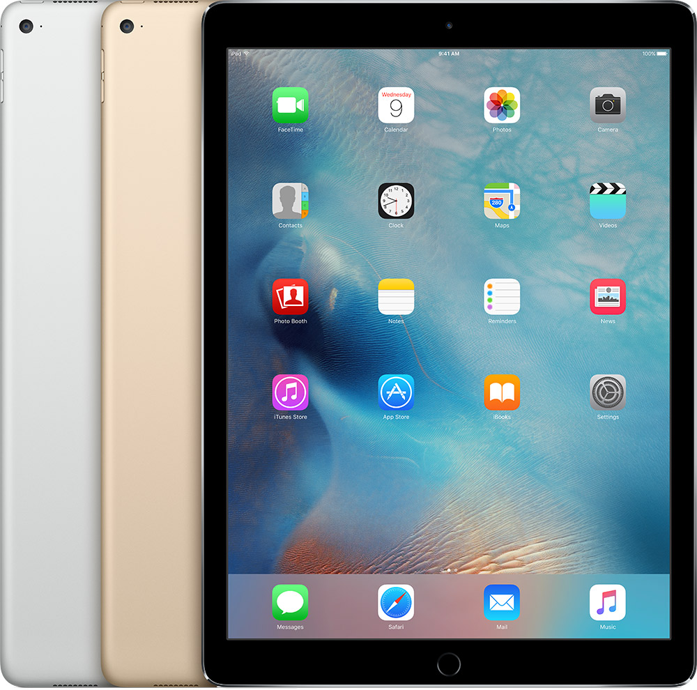 iPad Pro 12.9 inch (2015) identify ipad