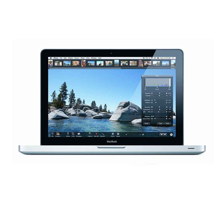 MacBook (13-inch, Late 2008 Aluminum)