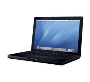 MacBook (13-inch, Late/Black 2007)