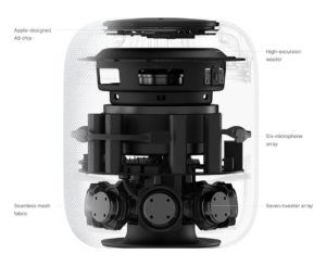HomePod Hardware