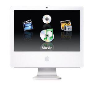 iMac (24-inch, Late 2006)