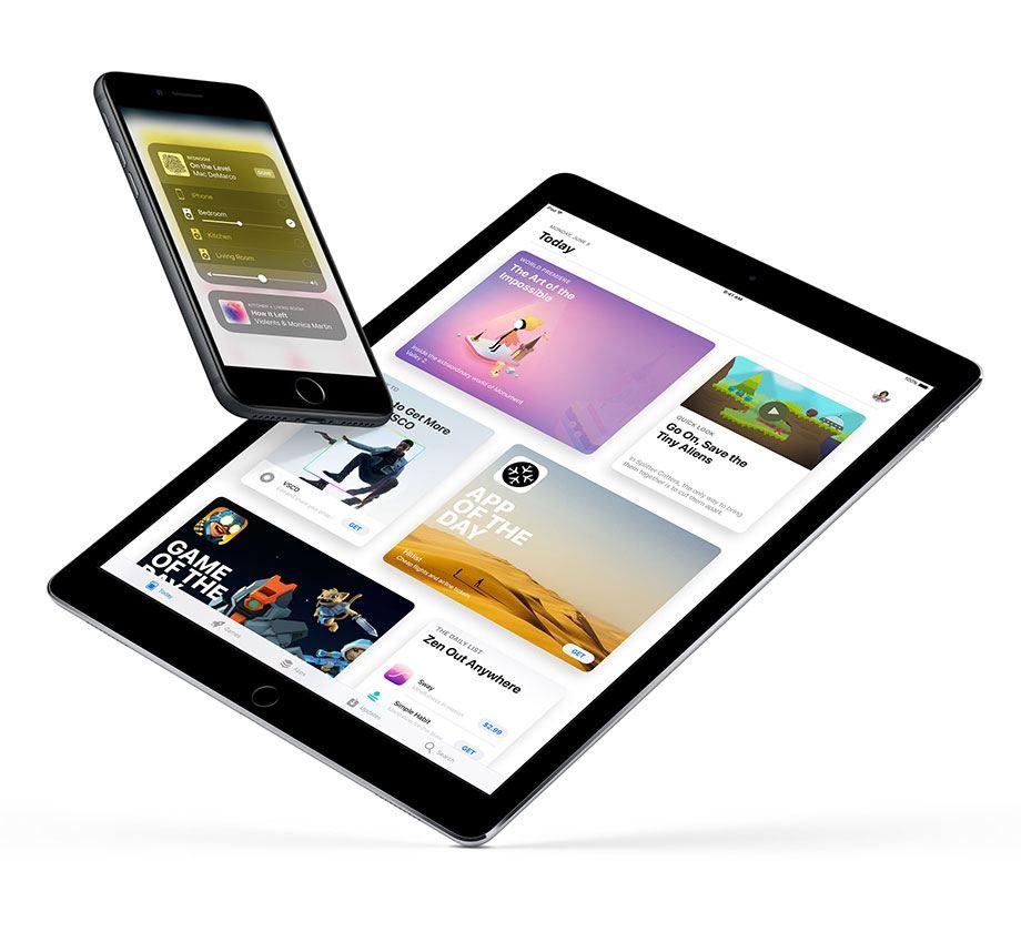 iOS11 App Features