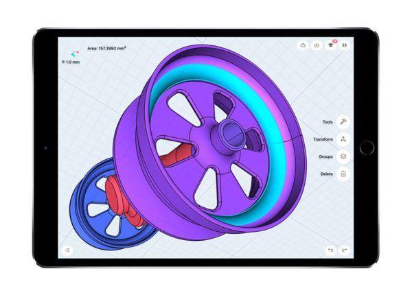 iPad Pro 2017 A10X Chip