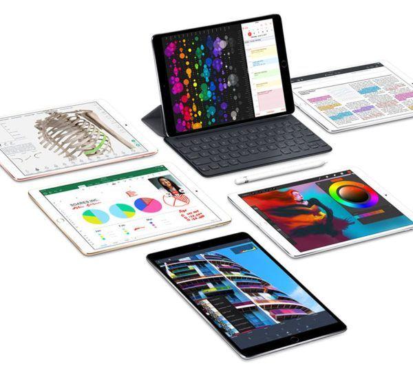 ipad pro 2017 keyboard 600x548 - iPad Pro (2017) - Full Tablet Information