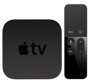 Apple TV 4th generation