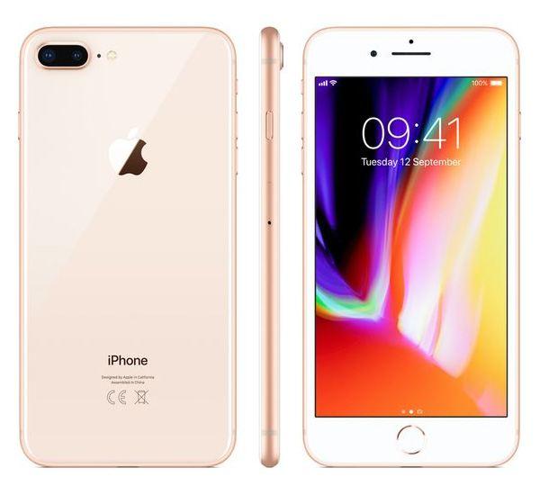 iphone 8 plus gold - iPhone 8 Plus - Full Phone Information, Tech Specs