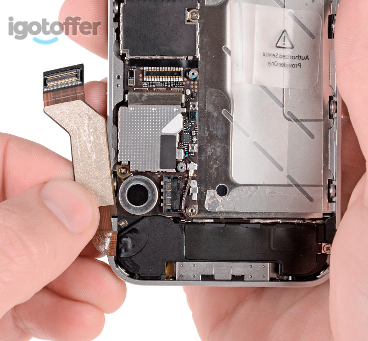 4s vibrator low1 - iPhone 4/4S – construction of the Most Reliable iPhones Ever
