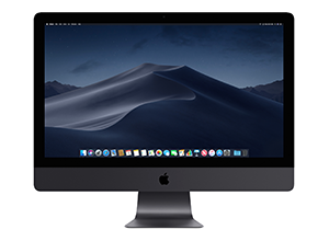Apple's MacOS Mojave (Available in October 2018)