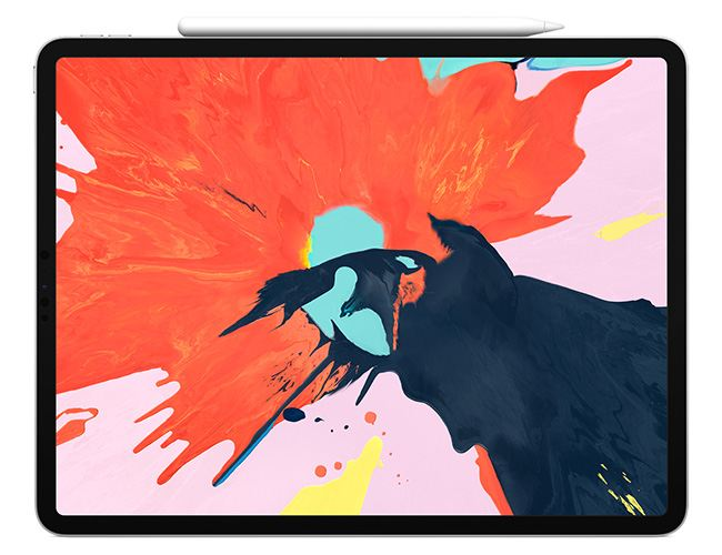 Introducing the new iPad Pro 11-inch (2018) with all-screen design and next-generation performance.