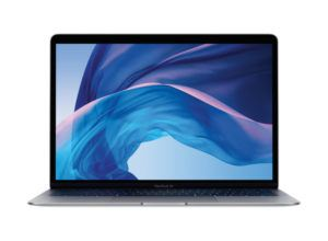 MacBook Air (13-inch, 1.6Ghz Intel Core i5, Late 2018, MRE92LL/A Space Gray)