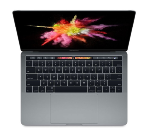 MacBook Pro 14,2 (13-inch, Mid/Touch Bar 2017)