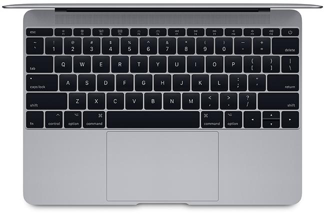 macbook 10 1 12 inch mid 2017 keyboard - MacBook 10,1 (12-Inch, Mid 2017) – Full Information, Specs