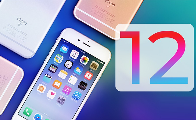 Apple announces iOS 12, designed to make everyday tasks faster and more responsive.