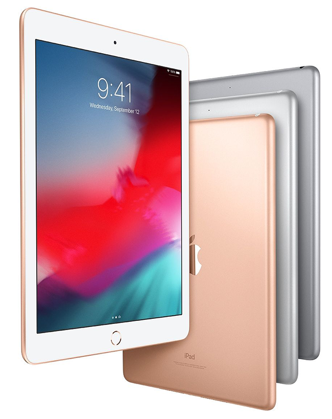 Apple introduce the new 9.7-inch iPad with Apple Pencil support.