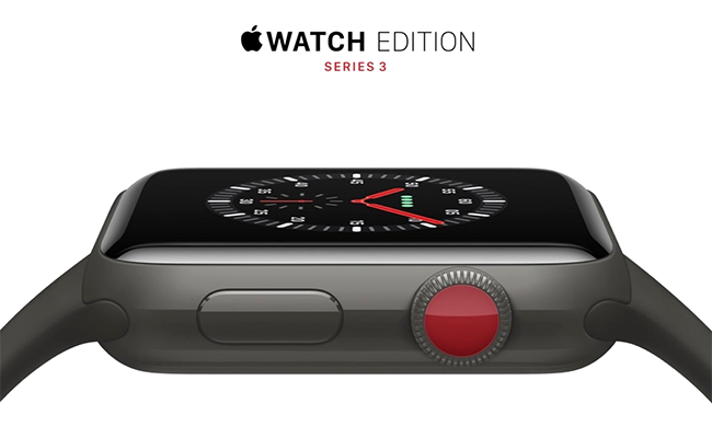 Apple Watch Series 3 Edition Specifications