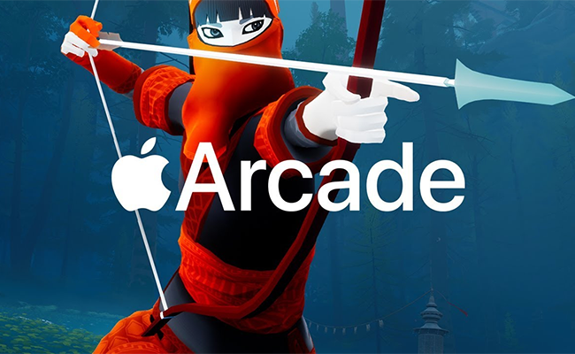 Apple announces Apple Arcade, a thrilling game subscription service that will launch in Fall 2019.