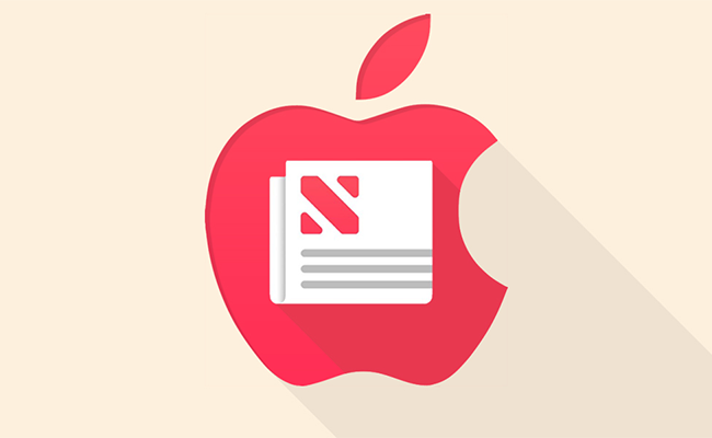 Apple launches Apple News+, an immersive magazine and news reading experience, in the U.S. and Canada.